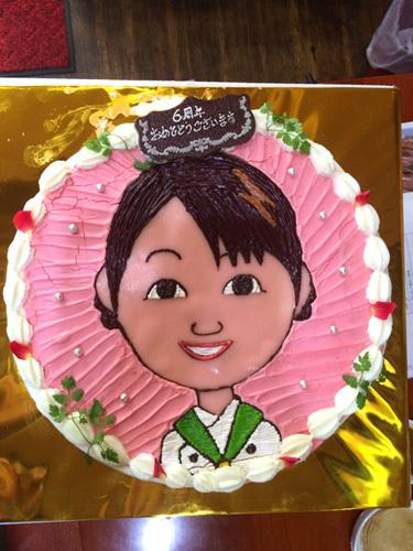 韓国料理研究家6周年
