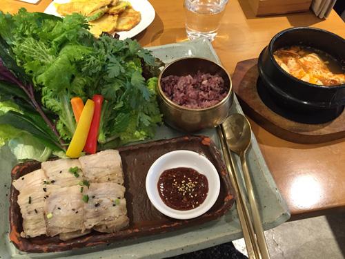 スランジェ 韓国伝統茶ワークショップ