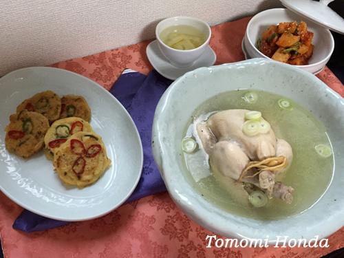 第3期韓国料理ディプロマコース