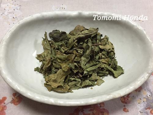 スランジェ伝統茶ワークショップ