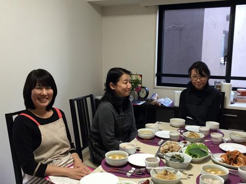 白菜キムチ教室