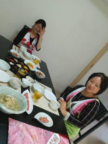 花、香る歌タイアップ韓国料理教室
