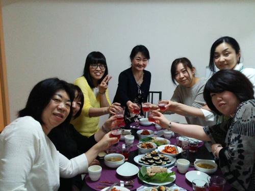 聞慶(ムンギョン)ごはんを楽しむ会