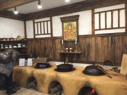 仁寺洞 韓国精進料理文化体験館