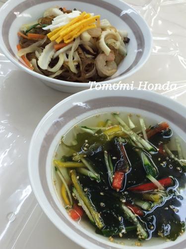 ひばりが丘カルチャーセンター 韓国料理教室