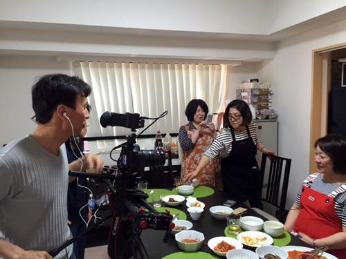 韓国のMBCテレビ