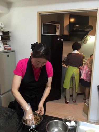 韓国料理基本コース