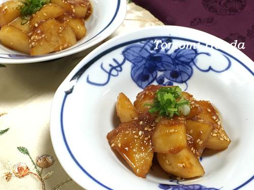 ナスラックキッチン ジャガイモのコチュジャン炒め煮