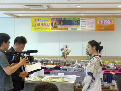 新安アミ塩広報大使 MBCテレビ