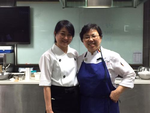 韓国コース料理研修