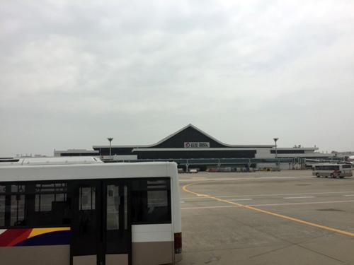 韓国旅行記 金浦(キンポ)空港