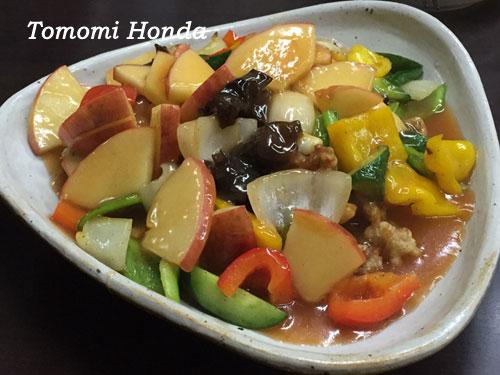 ナスラックキッチン 大勢で食べるおいしさ!韓国酢豚