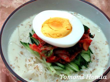 ナスラックキッチン 豆乳麺(コングクス)