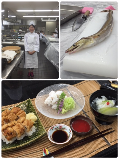 エコール辻 日本料理講習