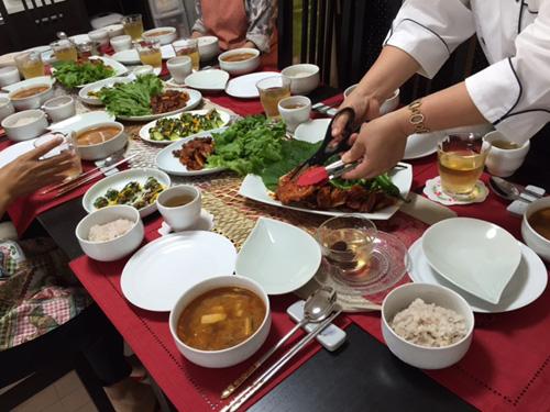 第5期韓国料理ディプロマコース
