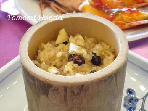 ナスラックキッチン 風情のある栄養ご飯