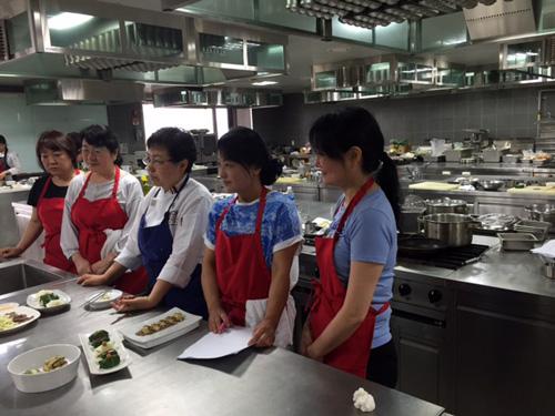 国際韓食調理学校