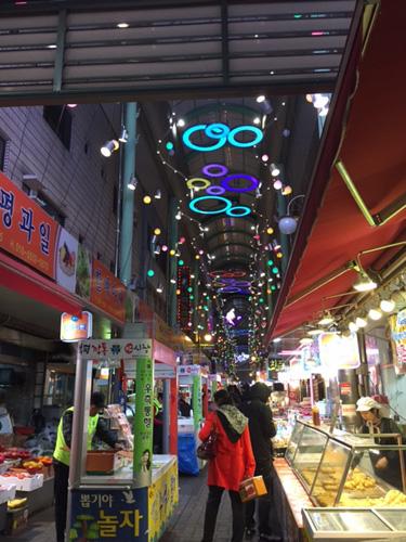 釜山 富平カントン市場