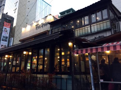 釜山 マッチャンドゥルワンソグイ